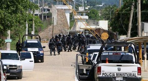 At least 28 inmates killed in Mexico prison fight, World ...
