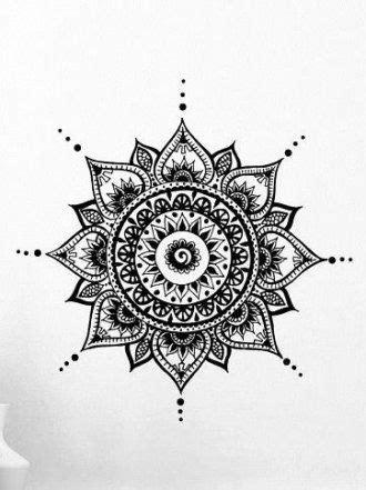 33 Trendy Tattoo Geometric Mandala Sun #tattoo   Mandala sun tattoo, Mandala tattoo design