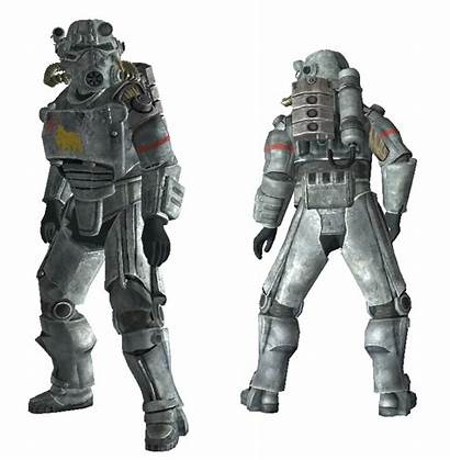 Wspomagany Pancerz Fallout Armor Power Ncr Rnc