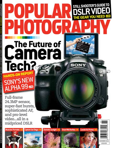 Free Popular Photography Magazine Subscription  Oh Yes It