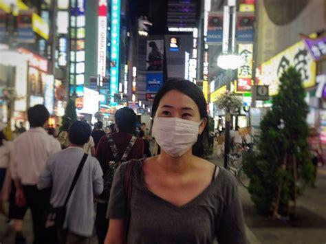 surgical mask wearing  japan reasons   masks