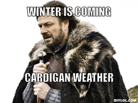 Winter Meme Generator - the game of sec thrones dawg sports