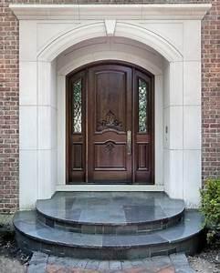 Wooden French Door Design - Home Designer