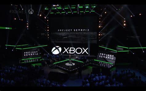 Xbox One Project Scorpio