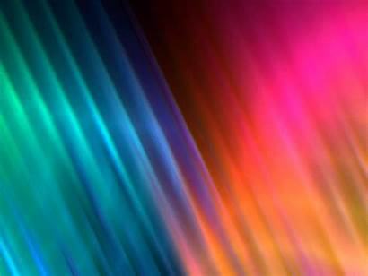 Rainbow Slinky Background Glare Dribbble Abstract Spiral