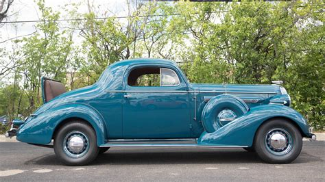 1936 Buick Century 66s Coupe