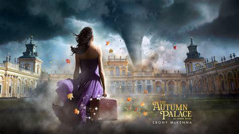 autumn palace ondine  full hd wallpaper