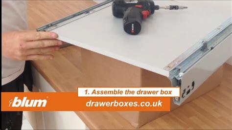 blum tandembox antaro shallow replacement kitchen drawer