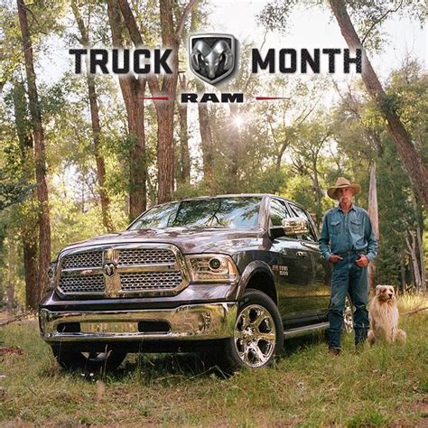 Dodge Truck Month by Ram Truck Month 2018 Landers Chrysler Dodge Jeep Ram Of