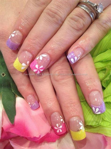 spring nails nails   nails floral nail art