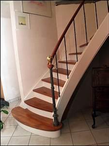 Escalier Fer Et Bois : mev sprl rampes bois et acier fer forg acier rouill ~ Dailycaller-alerts.com Idées de Décoration