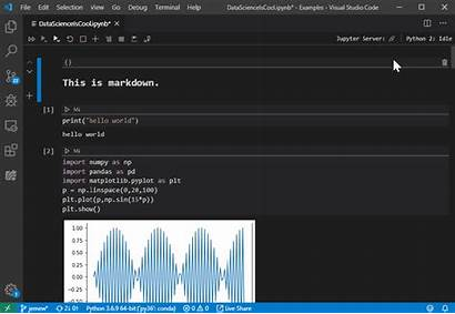 Kernel Selection Python Code Vs