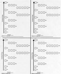 Orbital Notation Worksheet