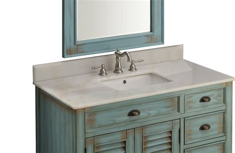 benton collection distress blue abbeville bathroom