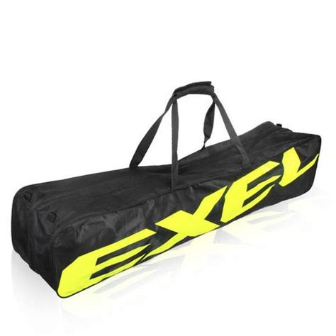 stick toolbag giant floorball packages kits exel yellow