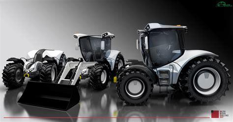 valtra challenge  designing   tractor