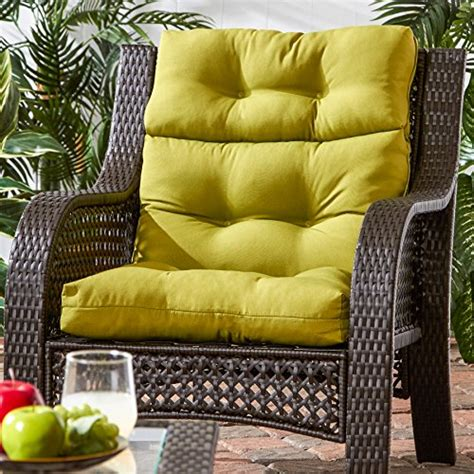 greendale home fashions indoor outdoor high back chair