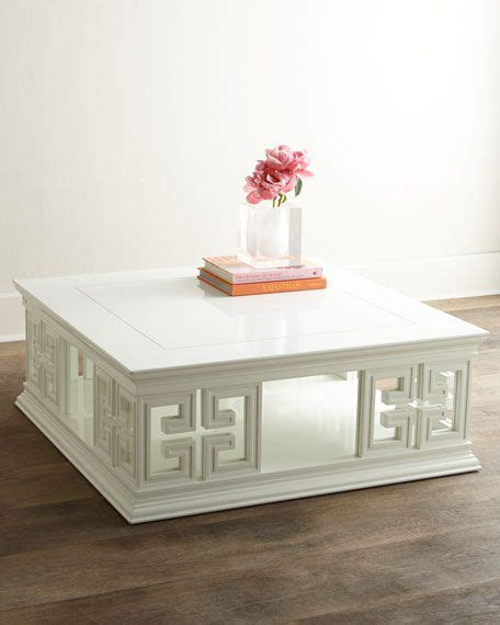 Jonathan adler is a home furnishings and accessories designer famous for bringing happy chic to. Jonathan Adler Radcliffe Coffee Table | Coffee table, Coffee table white, White wood table