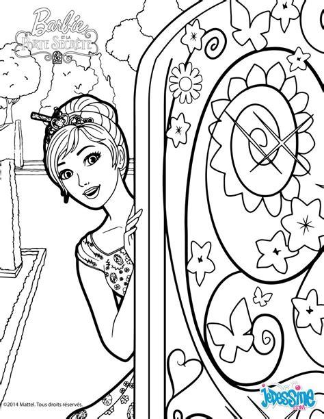 la porte secrete coloriages ouvre la porte secr 232 te fr hellokids