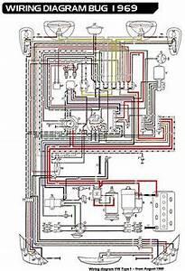 1967 Beetle Wiring Diagram  Usa