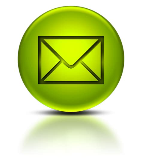 home design magazines green email logo png 1101 free transparent png logos