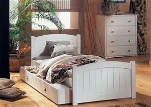 Lit 120 200 : acheter votre lit pour couchage en 90 120 140 x 190 ou 200 chez simeuble ~ Teatrodelosmanantiales.com Idées de Décoration