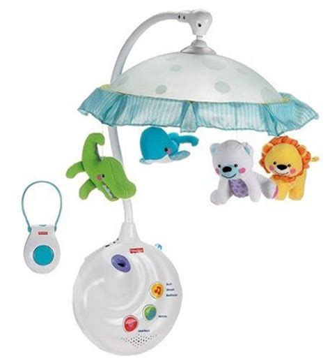 fisher price crib mobile fisher price precious planet 2 in 1 projection mobile