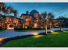 $595 Million Mediterranean Mansion In The Woodlands, TX