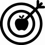 Svg Dart Icon Onlinewebfonts Objective Apple Cdr
