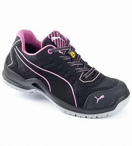 Chaussure De Travail Femme : baskets de s curit femme puma w rth modyf ~ Dailycaller-alerts.com Idées de Décoration