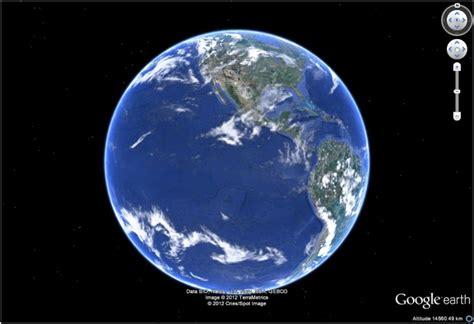 magnifique et r 233 cente vue satellite de la terre sur
