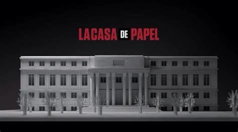 Ladari Di Carta by La Casa Di Carta Confermati Gli Attori Della Terza Stagione