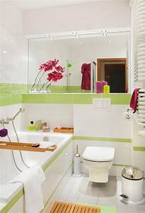 Kleines Badezimmer Einrichten : 33 ideen f r kleine badezimmer tipps zur farbgestaltung ~ Michelbontemps.com Haus und Dekorationen