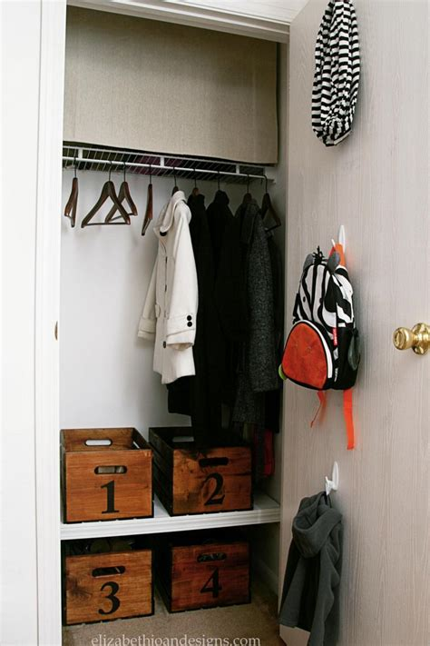 Small Closet Design Ideas by 20 Small Closet Organization Ideas Hgtv