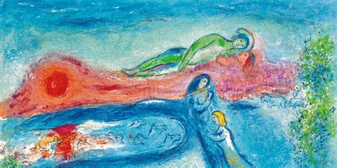 wall color marc chagall at martin galleries discover and