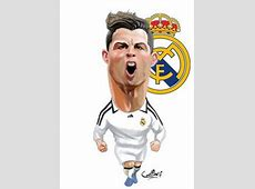 My Mobile Blog Karikatur CR7