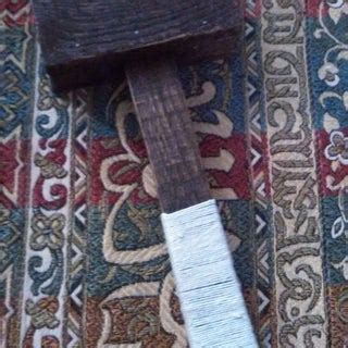wrapped hammer handle  steps  pictures