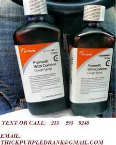 Actavis Promethazine with Codeine