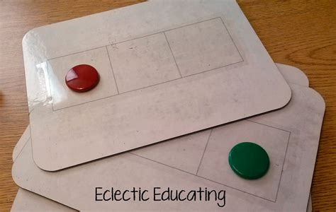 Eclectic Educating Elkonin Boxes