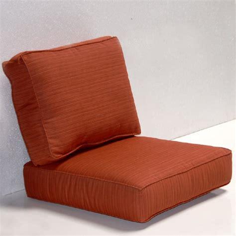 Outdoor Deep Seating Cushions  Sunbrella Lounge Cushion