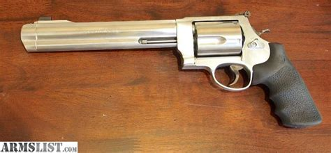 50 Bmg Revolver by Armslist For Sale Smith Wesson 50 Cal Revolver