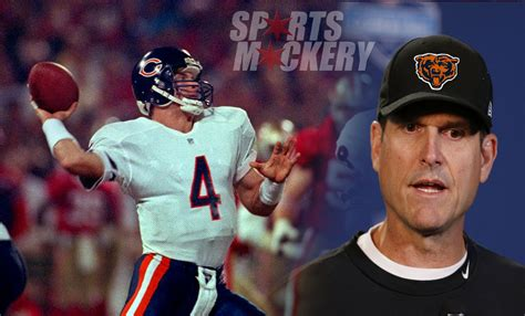 jim harbaugh question   chicago bears trade