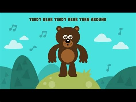 teddy teddy turn around circle time song for 819 | hqdefault