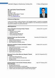 Sous Chef Resume Examples Chef Resume Sample With Cook