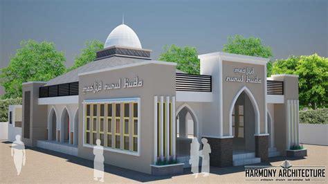 arsitektur masjid minimalis