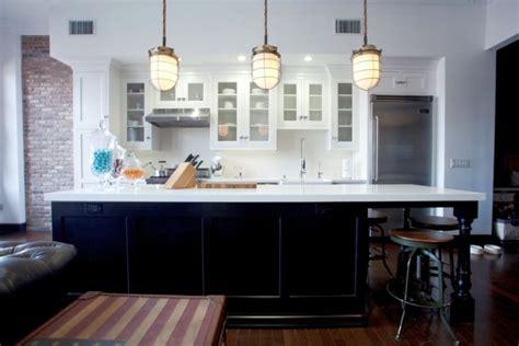 handmade kitchen islands kitchen island pendant lighting ideas nautical