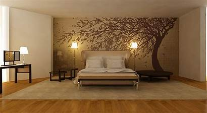 Gold Murals Paper Foil Silver Painted Background