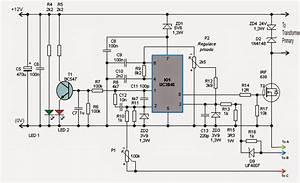 Adjustable 0 100v 50 amp smps circuit electronic circuit for Smps circuit