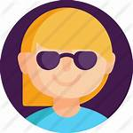 Icon Cool Premium Icons Flat Laughing Svg