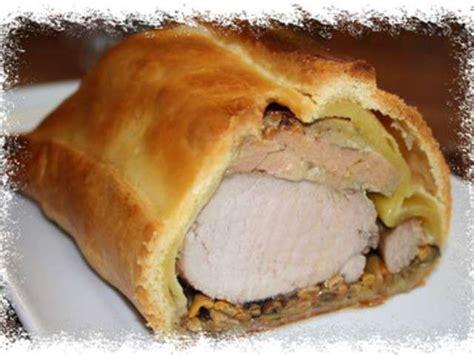 filet mignon pate feuilletee recettes de filet mignon et feuillet 233 s